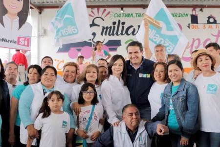 Refrendan Francisco Sinuhé Ramírez y Nuvia Mayorga, su compromiso con los hidalguenses.jpg