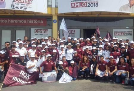 Rox Montealegre, arranca campaña por diputación local2