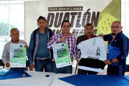 Santa María Amajac recibe la tercera fecha del Nacional de Duatlón2.jpg