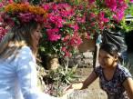 Sayonara Vargas visita comunidades rurales del municipio de Tlanchinol3