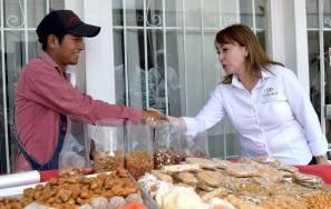 Sí se puede acabar con la corrupción y la desigualdad social, asegura Citlali Jaramillo1