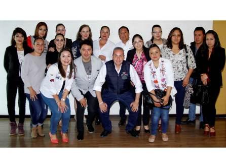 Sergio Baños trabajará por niñas, niños y adolescentes