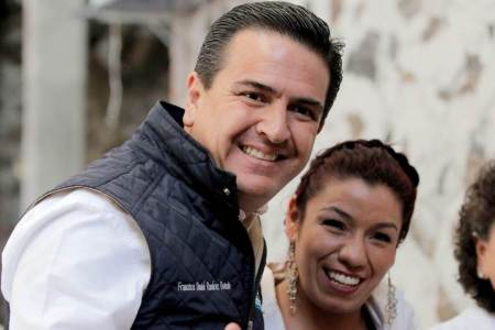 Sinuhé Ramírez Oviedo visitó el municipio de Villa de Tezontepec