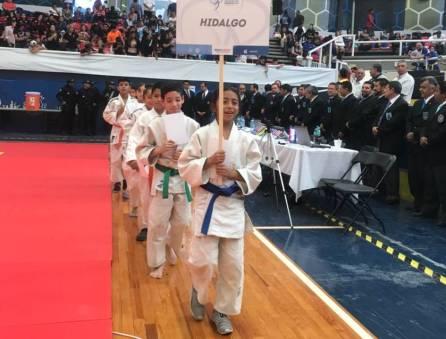 Taekwondo y judo cumplen satisfactoriamente y estarán en Olimpiada Nacional y Nacional Juvenil 20181
