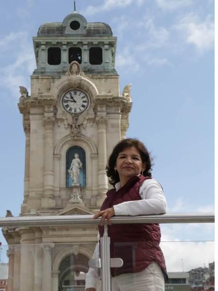 Trabajaré desde la Cámara de Diputados por presupuestos justos para la educación media y superior, Lidia García.jpg