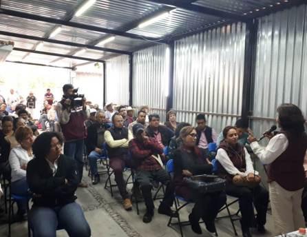 Trabajaremos para devolver la soberanía alimentaria, Lidia García4