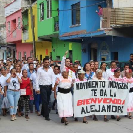 Transformar a México requiere unidad, Alex González