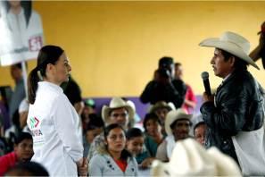 Ustedes consolidan nuestra agenda legislativa, dijo Nuvia Mayorga a pobladores serranos3