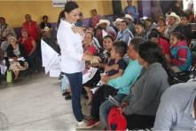 Ustedes consolidan nuestra agenda legislativa, dijo Nuvia Mayorga a pobladores serranos4
