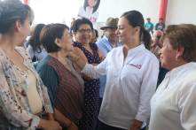 Ustedes consolidan nuestra agenda legislativa, dijo Nuvia Mayorga a pobladores serranos5