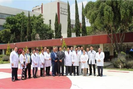 Visita director del ICSA Hospital General de Balbuena4