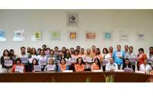 """18 Consejos distritales locales concluyen curso-taller """"Hacia las Elecciones en 2018, Sin Violencia de Género""""4"""
