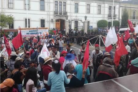 Alcaldesa de Pachuca se muestra prepotente ante peticiones de obra y plantón antorchista, asegura lideresa2
