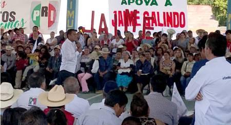 Apoyo a migrantes y seguridad para sus familias en México, propone Jaime Galindo1