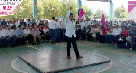 Apoyo a migrantes y seguridad para sus familias en México, propone Jaime Galindo2