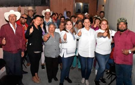 Areli Narváez legislará para fortalecer el campo1