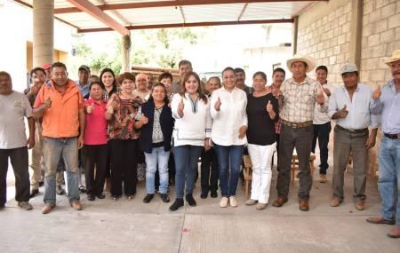 Areli Narváez legislará para fortalecer el campo2