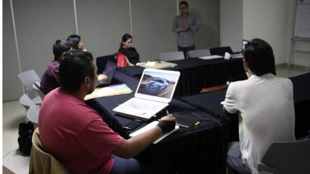 Artistas visuales impartieron talleres especializados en el FINI.jpg
