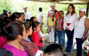 Buscará Emilse Miranda proyectos ecoturísticos para beneficiar a familias del distrito de Tulancingo2