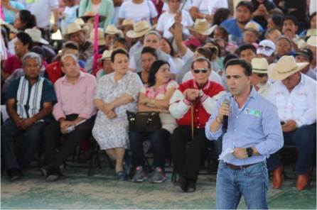 Candidatos de todos por México, somos gente probada, Alex González4