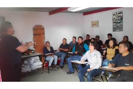 Capacitan a más de 200 trabajadores de empresas de Tizayuca en materia de protección civil4