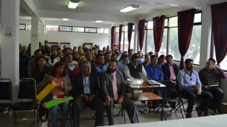 Capacitan en el tema de delitos electorales a servidores públicos del Ayuntamiento de Tizayuca