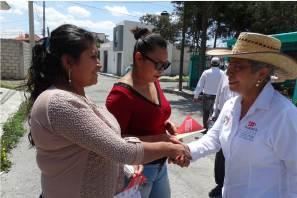 Combate de frente a las adicciones propone Francisca Ramírez