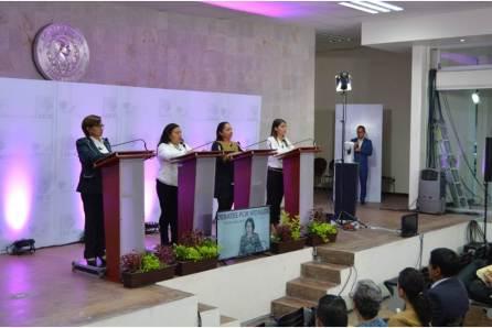 """Concluye quinto """"Debate por Hidalgo"""" en el distrito 05 Ixmiquilpan4"""