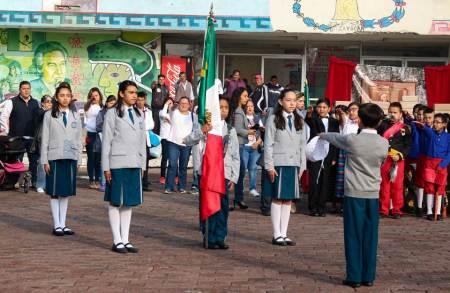 Conmemoran en Tizayuca CLVI aniversario de la Batalla de Puebla
