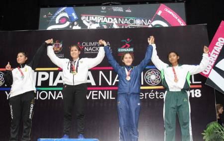 Continúa la cosecha de medallas para Hidalgo en el judo
