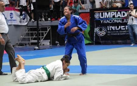 Continúa la cosecha de medallas para Hidalgo en el judo2