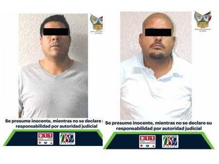 Detenidos en tianguis de La Providencia; imputados en probable intento de extorsión a comerciante3
