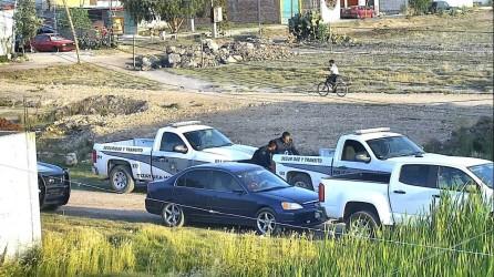 Detienen en Tizayuca a probable banda de desvalijadores de vehículos robados, fueron detectados con el apoyo de dron y tecnología satelital5