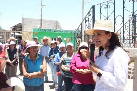 """""""Las comunidades conocen mi trabajo y mis propuestas"""", Mayka Ortega2"""
