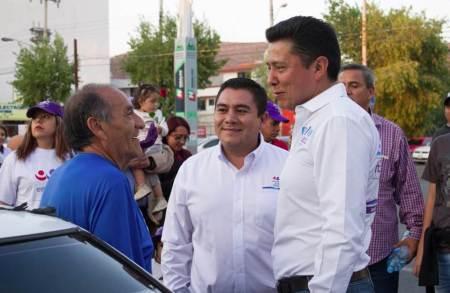 Edwin Hernández buscará encabezar la comisión de seguridad en San Lázaro