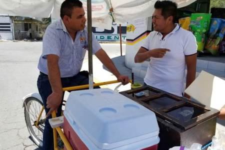 Efraín Pedraza promete impulsar la conservación de las tradiciones