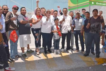 En Atotonilco de Tula muestran su respaldo a Areli Narváez4