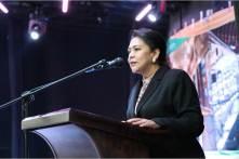 """En el marco de la campaña """"Candidatas libres de violencia"""", IEEH presenta la puesta en escena """"Mujer, sufragio y latín"""""""