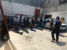 En Tizayuca capacitan en rescate y protección civil a estudiantes del Instituto Politécnico Nacional2