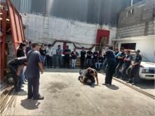 En Tizayuca capacitan en rescate y protección civil a estudiantes del Instituto Politécnico Nacional3