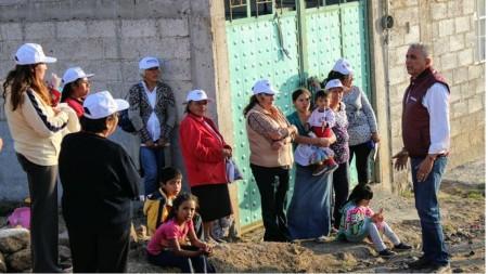 Equidad y justicia en la atención de zonas vulnerables, Antonio Hernández