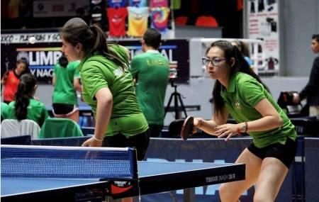 Equipo femenil de tenis de mesa sexto sitio en Olimpiada Nacional.jpg