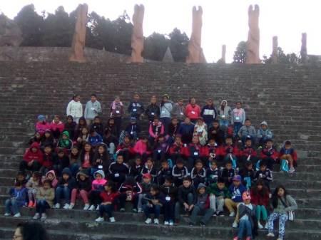 Estudiantes de Educación Básica asistieron al XI Encuentro Intercultural Infantil.jpg