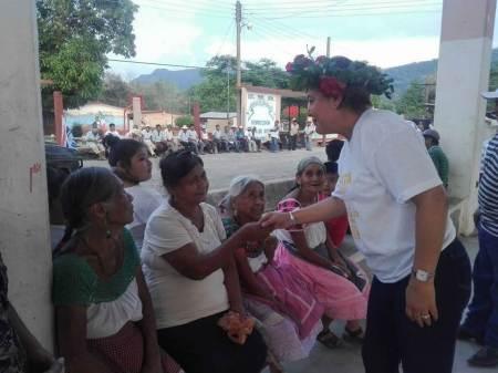 Fátima Crespo gestionará programas de apoyo para los adultos mayores