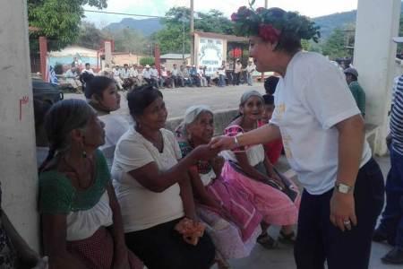 Fátima Crespo impulsará el desarrollo de la región para dar bienestar a los hidalguenses del Distrito IV
