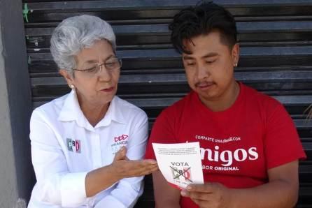 Fomento al deporte, cultura y esparcimiento de nuestros jóvenes, Paquita Ramírez Analco4