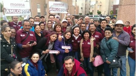 Fraccionamiento La Reforma firme con Rox Montealegre
