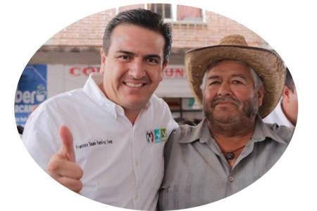 Francisco Sinuhé aseguró que los campesinos contarán con semillas de calidad