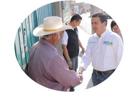 Francisco Sinuhé aseguró que los campesinos contarán con semillas de calidad2