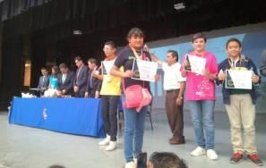 Gana Hidalgo seis medallas en Olimpiada Nacional de Matemáticas 2